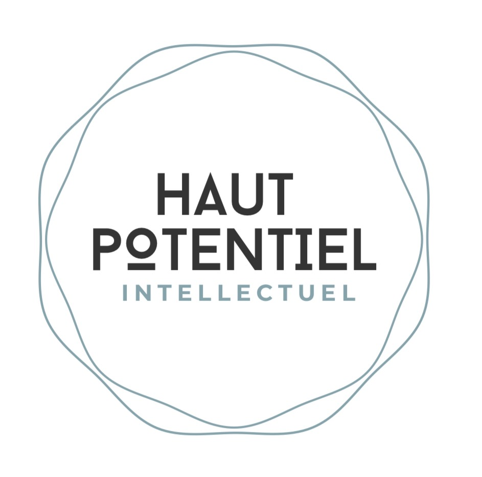 logo rond haut potentiel intellectuel
