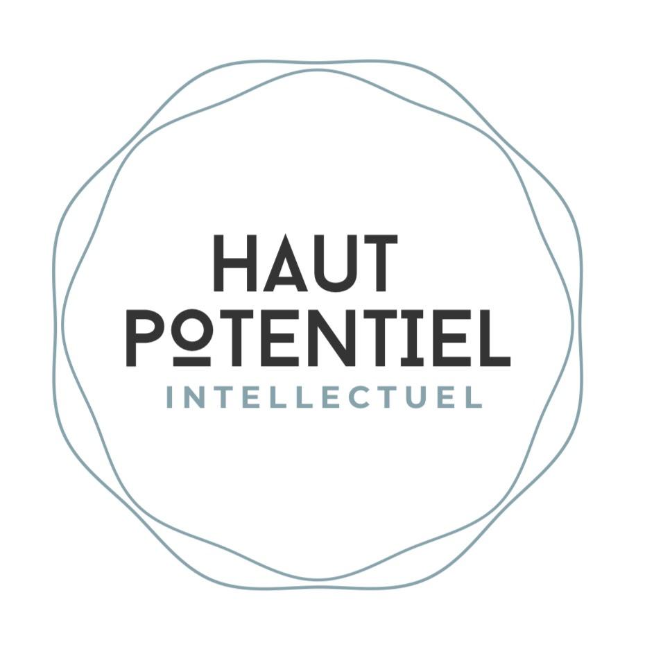 logo rond haut potentiel intellectuel